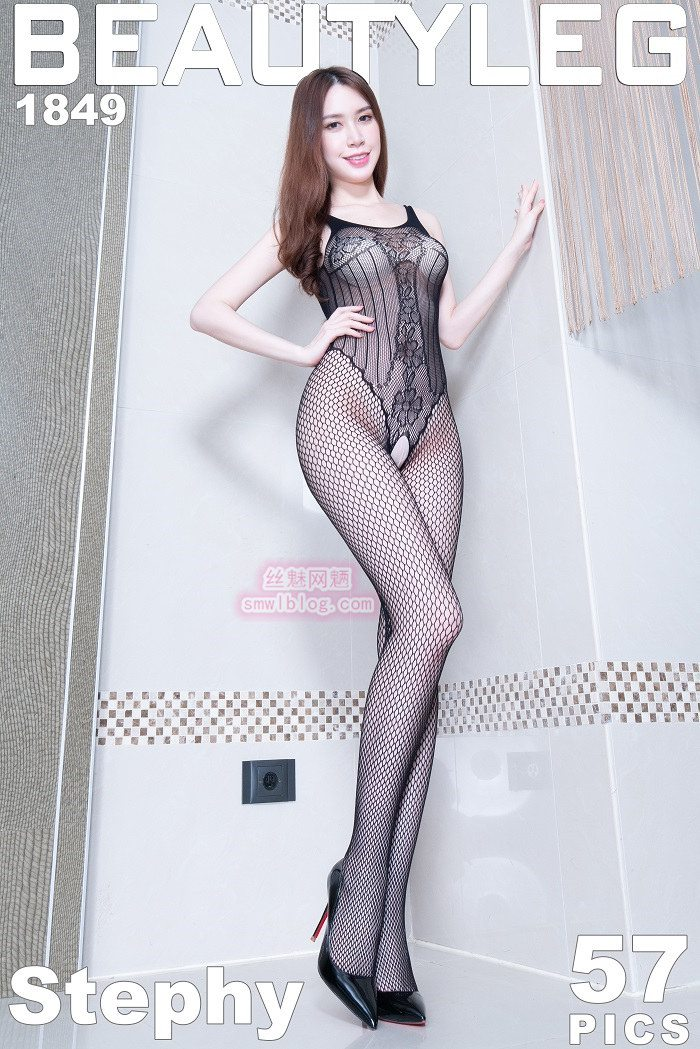 [Beautyleg]美腿寫真 2019.12.06 No.1849 Stephy[57P/357M]